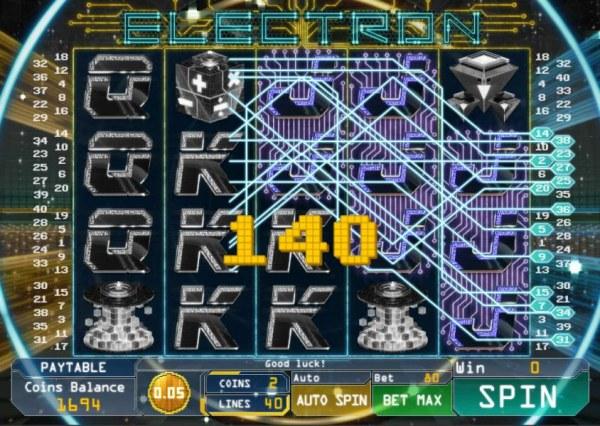 Electron screenshot