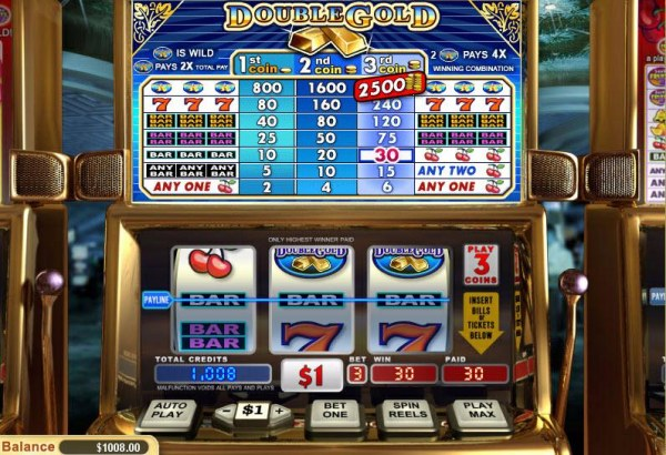 Double Gold by Casino Codes