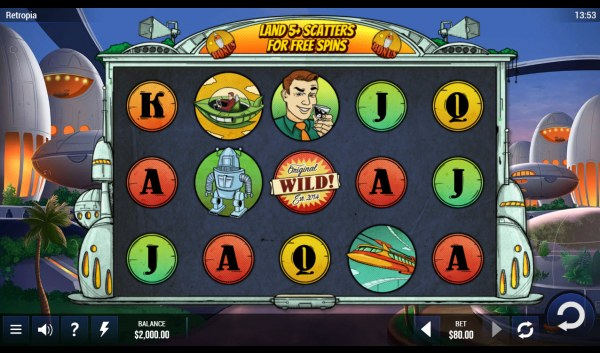 Retropia by Casino Codes