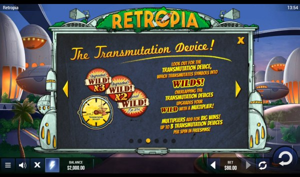 Transmutation Device - Casino Codes