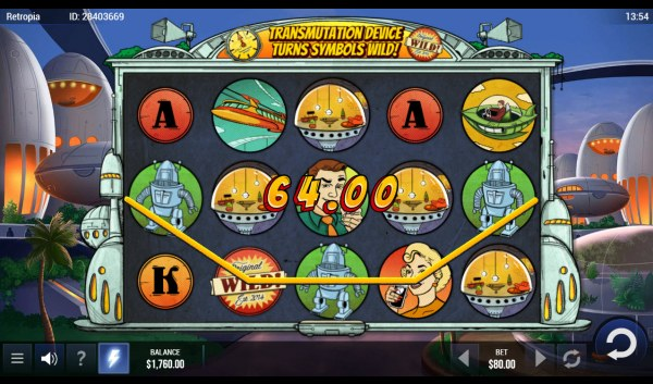 Casino Codes image of Retropia