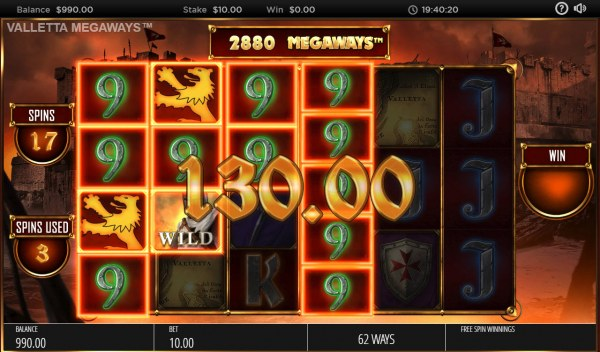 Casino Codes - Multiple winning combinations leads to a big win