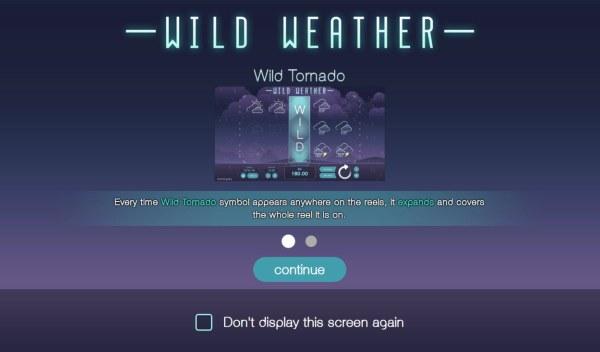 Wild Weather by Casino Codes
