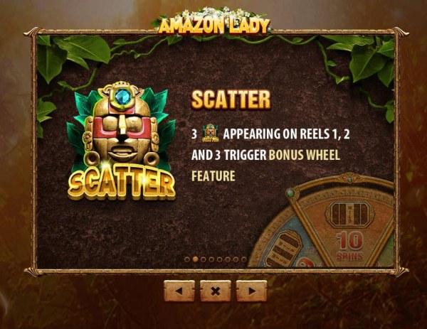 Casino Codes image of Amazon Lady