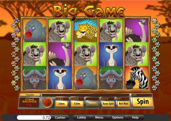 Big Game screenshot