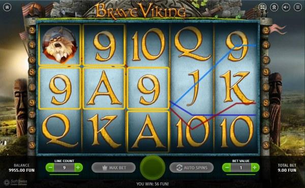 Brave Viking screenshot
