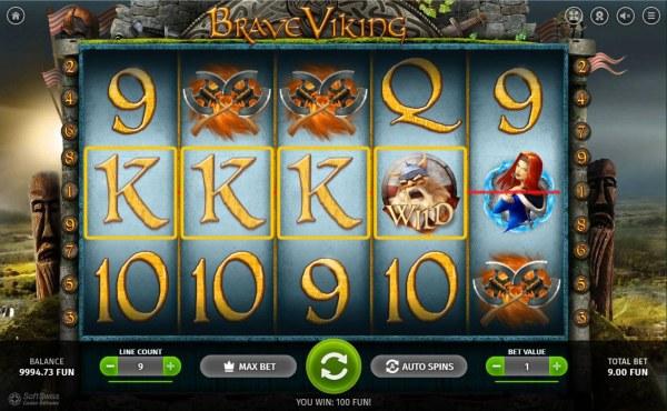 Casino Codes image of Brave Viking