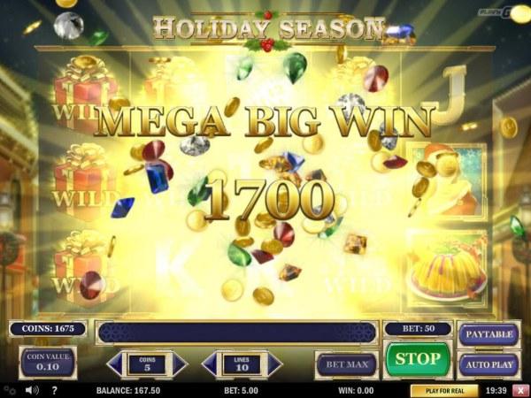 Mega Big Win 1700 - Casino Codes