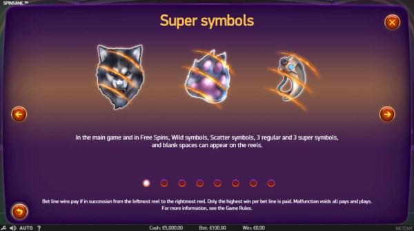 Super Symbols - Casino Codes
