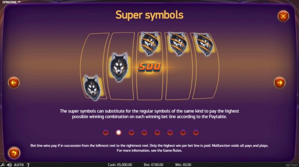 Super Symbols by Casino Codes