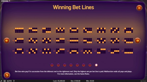 Spinsane by Casino Codes