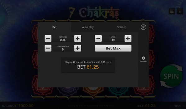 7 Chakras screenshot