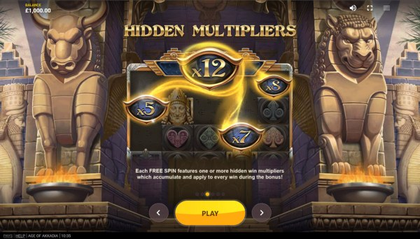Age of Akkadia by Casino Codes