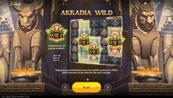 Casino Codes image of Age of Akkadia