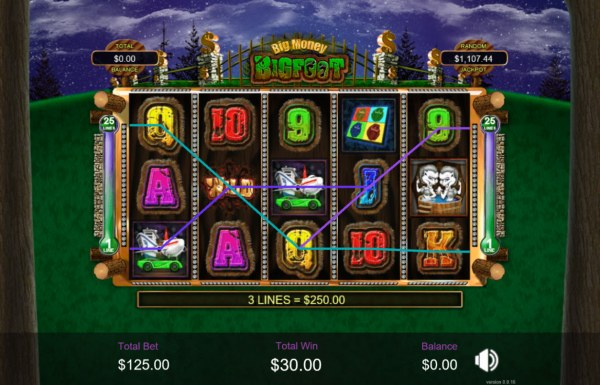 Casino Codes - Multiple winning paylines