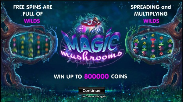 Free spins are full of WILDS. Spreading and multiplying WILDS. Win up to 800,000 coins - Casino Codes