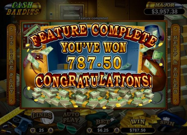 Casino Codes image of Cash Bandits