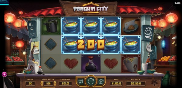 Penguin City by Casino Codes