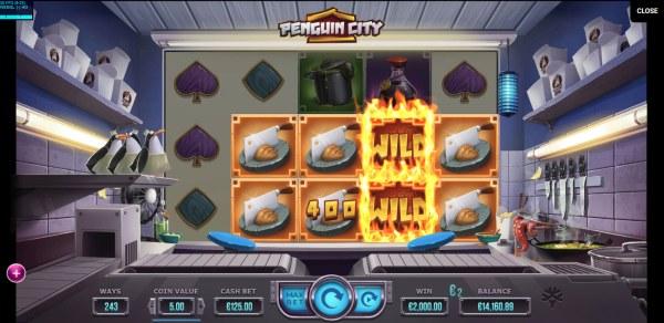 Penguin City screenshot