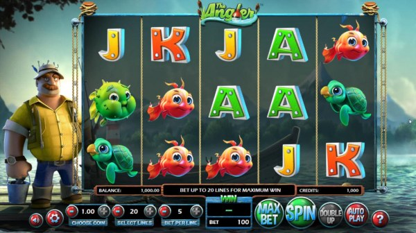 Main game board featuring five reels and 20 paylines with a $130,000 max payout. - Casino Codes