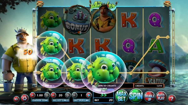 Casino Codes image of The Angler