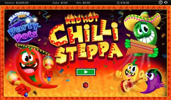 Red Hot Chilli Steppa screenshot