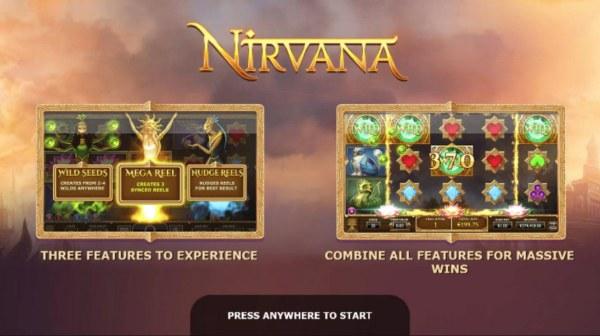 Casino Codes image of Nirvana