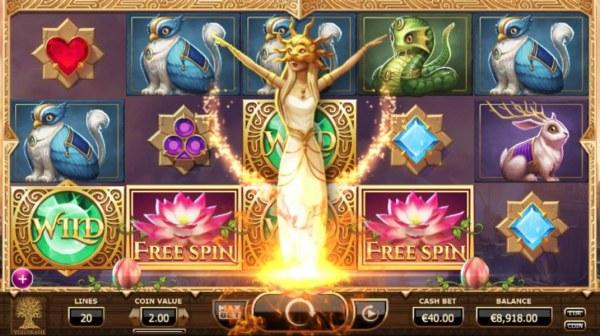 Nirvana by Casino Codes