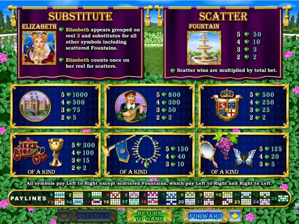 Regal Riches screenshot