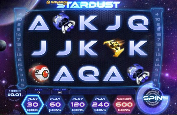 Stardust by Casino Codes