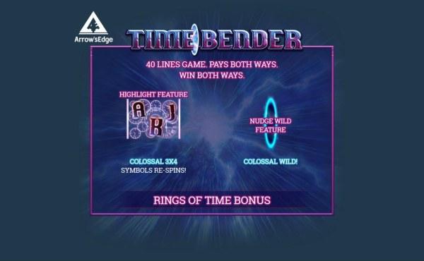 Time Bender screenshot