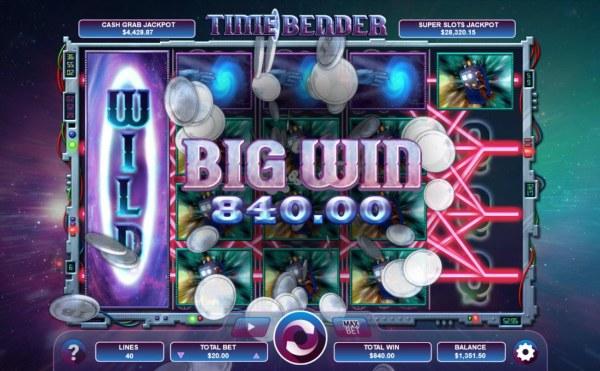 An 840.00 Big Win! - Casino Codes