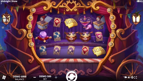 Main Game Board by Casino Codes