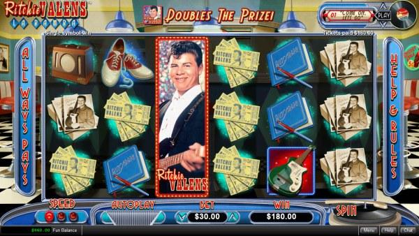 Ritchie Valens La Bamba by Casino Codes