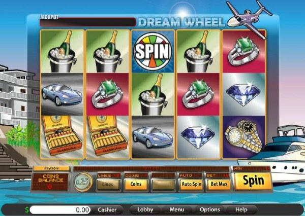 Dream Wheel screenshot