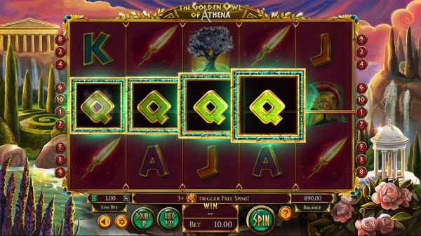 Casino Codes - A winning four of a kind