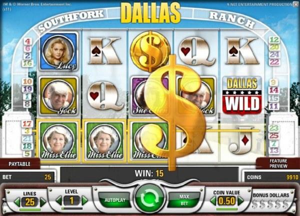 Casino Codes image of Dallas