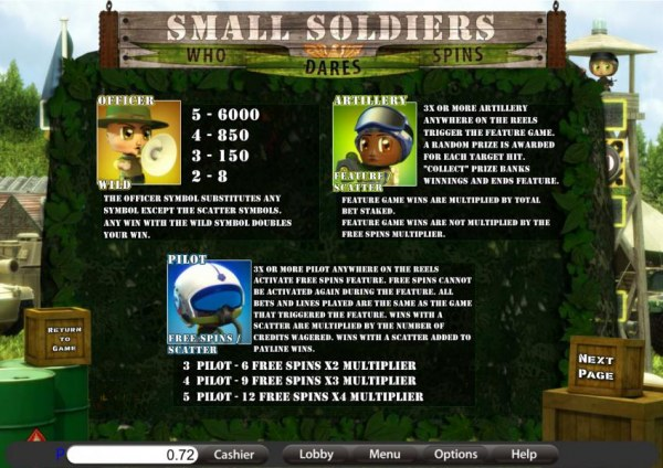 Small Soldiers screenshot