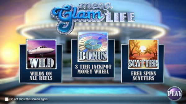 Casino Codes - features include Wilds on all reels, Bonus 3 tier jackpot money wheel and free spins scatters