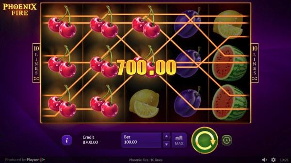 Casino Codes image of Phoenix Fire