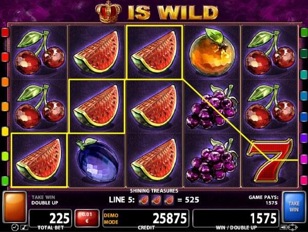 Casino Codes image of Shining Treaures