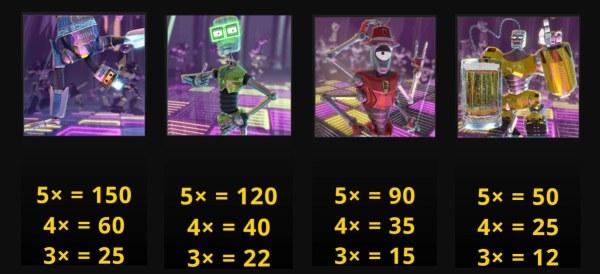 Beat Bots screenshot
