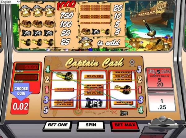 Images of Captain Cash