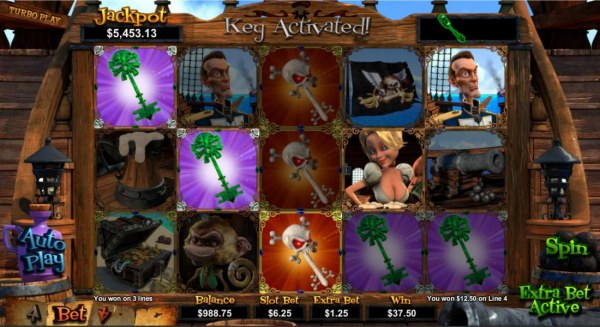 Casino Codes - Collect keys to win additional prizes.