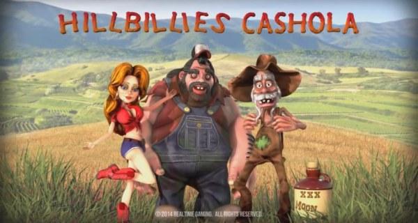 Hillbillies Cashola screenshot