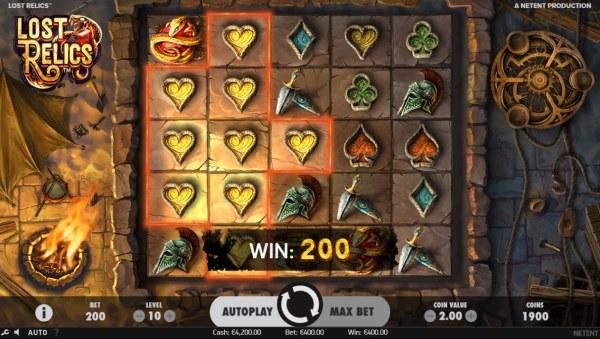 Multiple winning combinations - Casino Codes