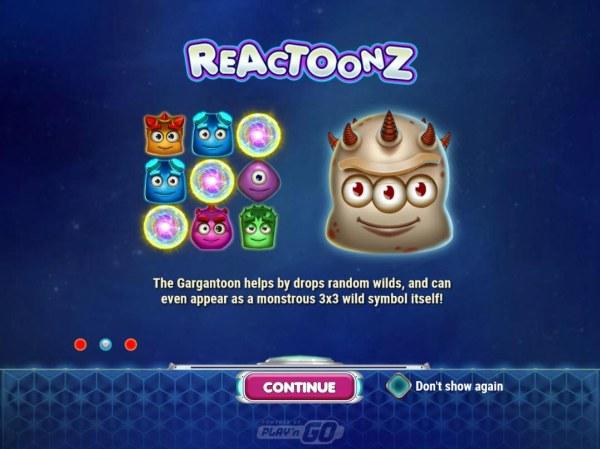 Images of Reactoonz