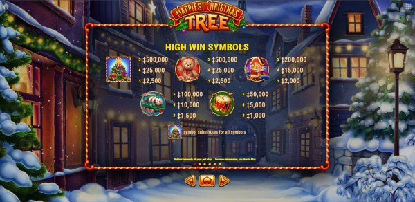 Casino Codes image of Happiest Christmas Tree