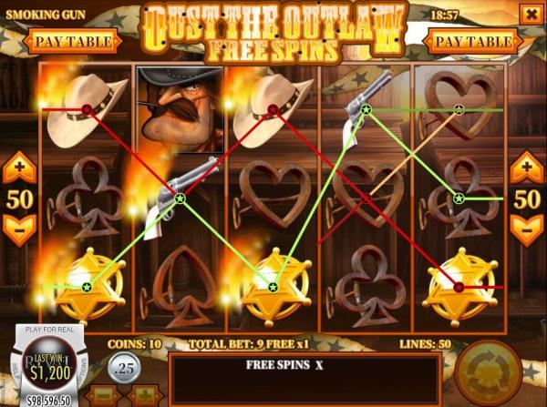 Smoking Gun by Casino Codes
