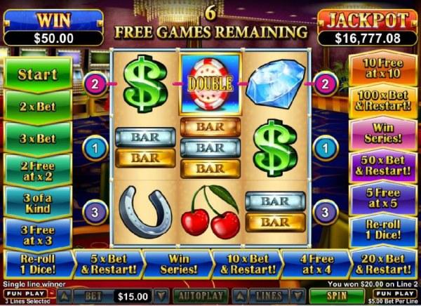 Free Game Board - Casino Codes